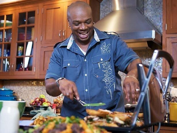 Aaron McCargo Jr Cook Tilapia Recipe
