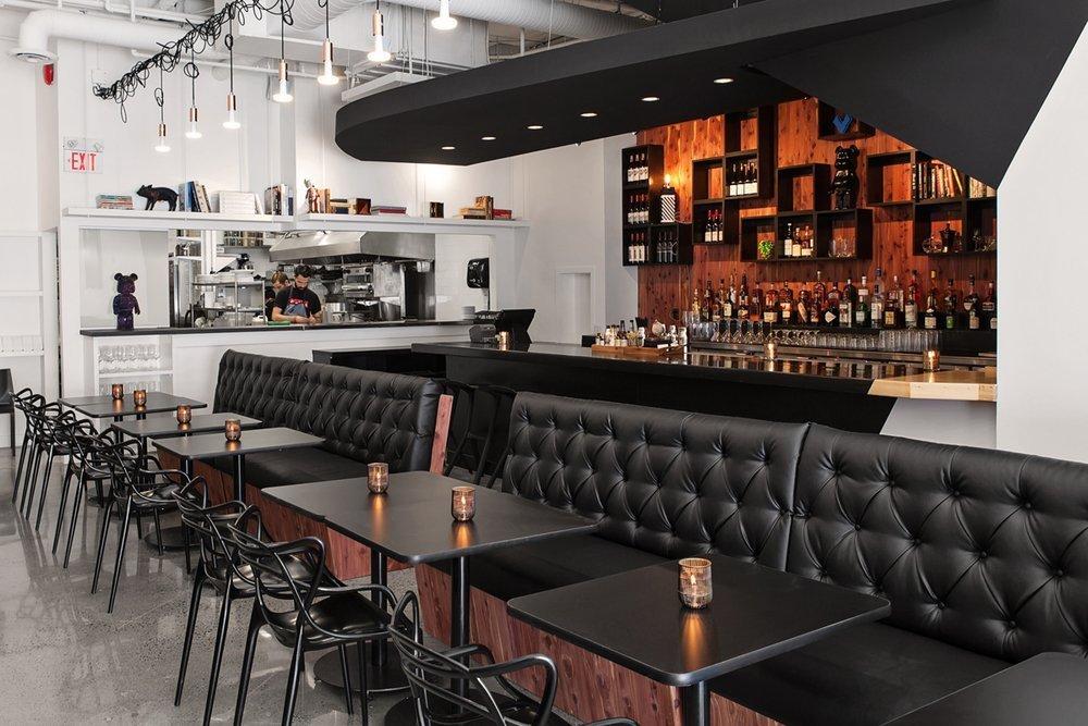 AnnaLena Restaurant in Vancouver