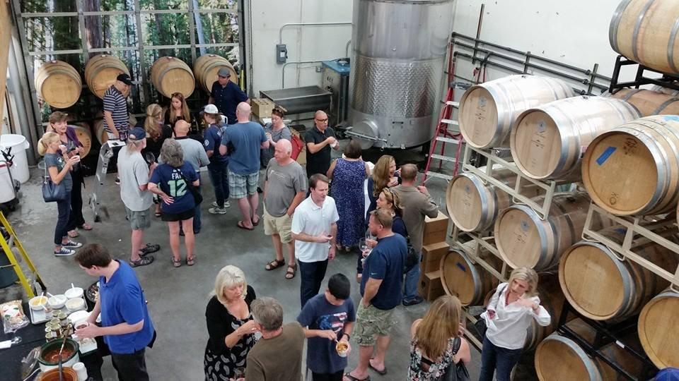 Bartholomew Winery Seattle
