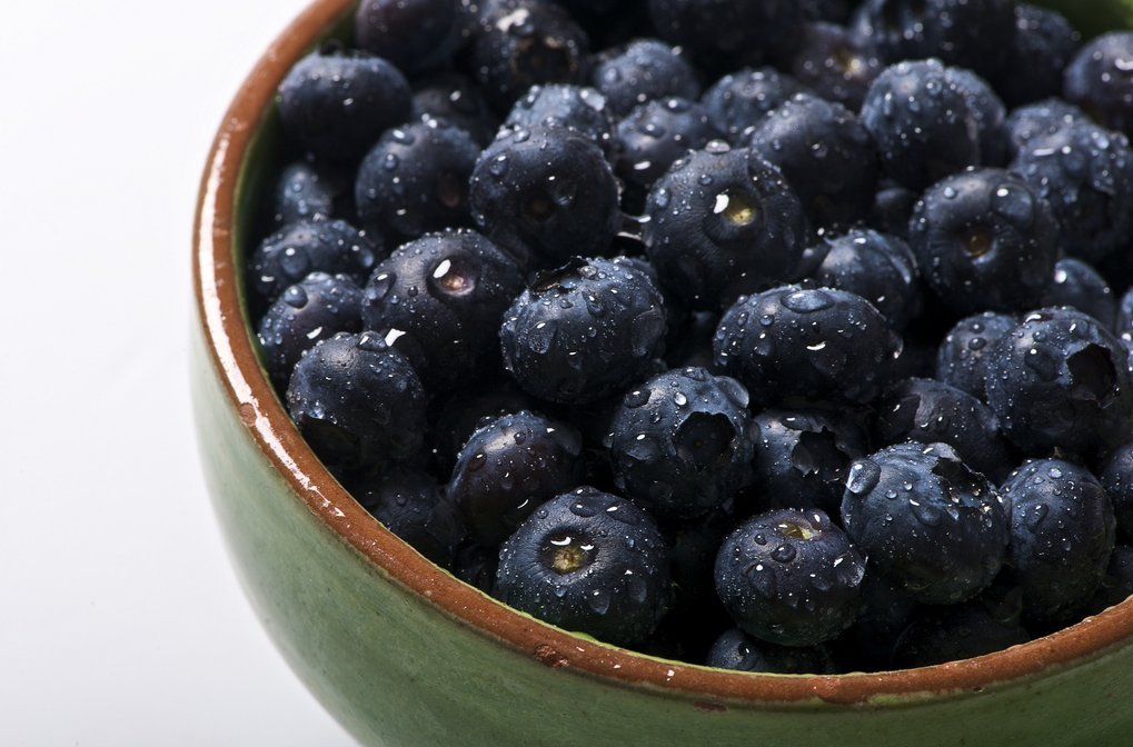 blueberries anti-aging superfoods