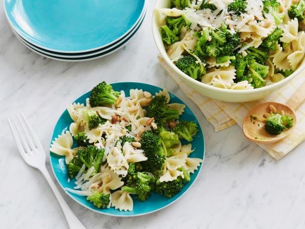 Make Ahead Broccoli Bow Tie Pasta