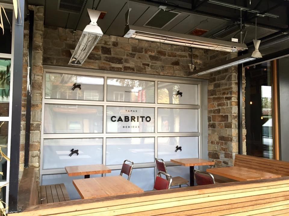 Cabrito Best Vancouver patios