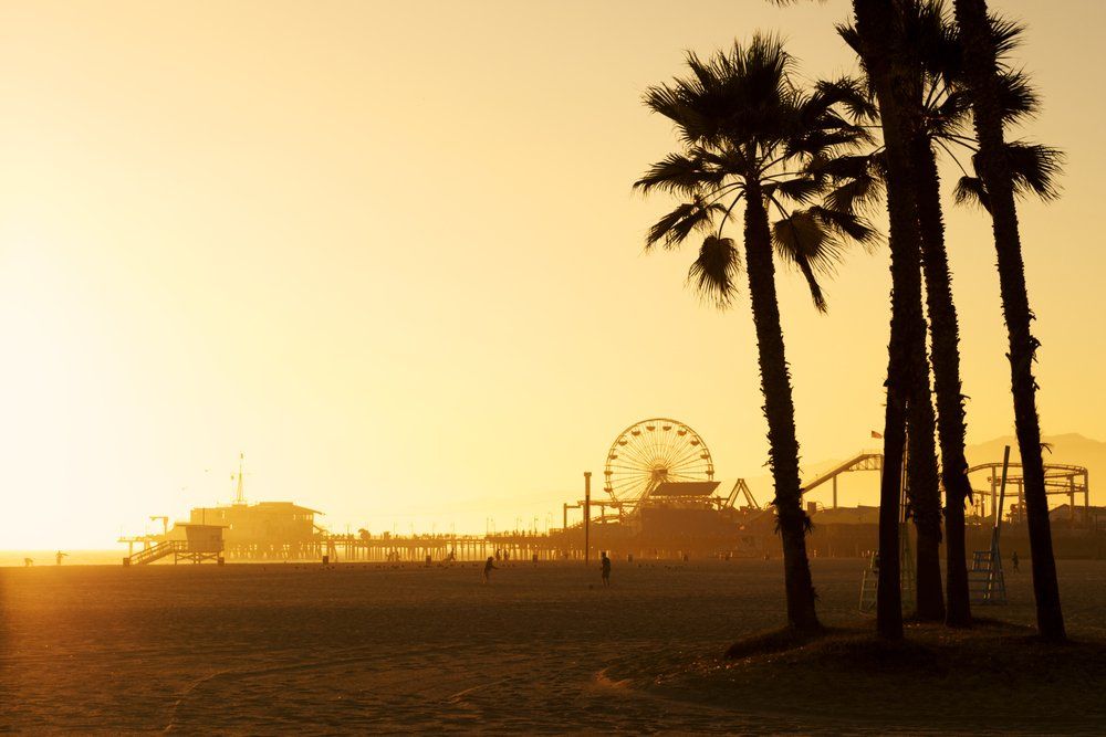 California Santa Monica