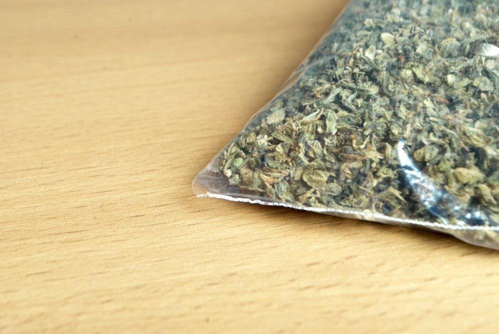 cannabis legalization bag