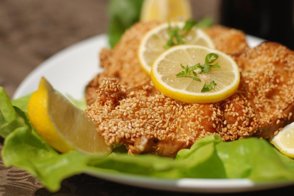 Catfish thrive on vegetarian feed