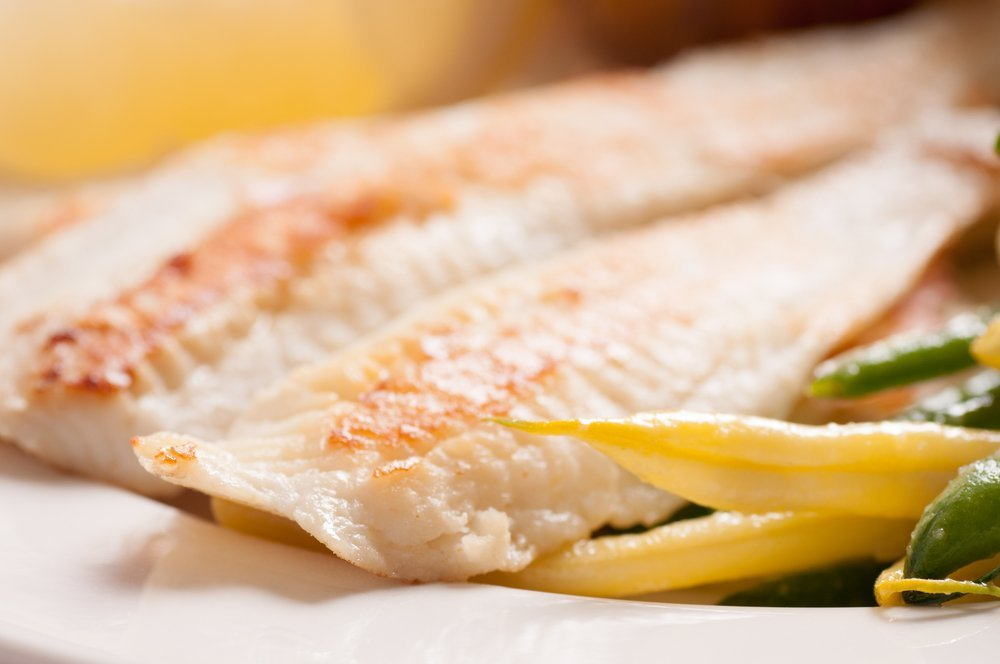 Grill or bake Tilapia to keep calorie and fat counts low