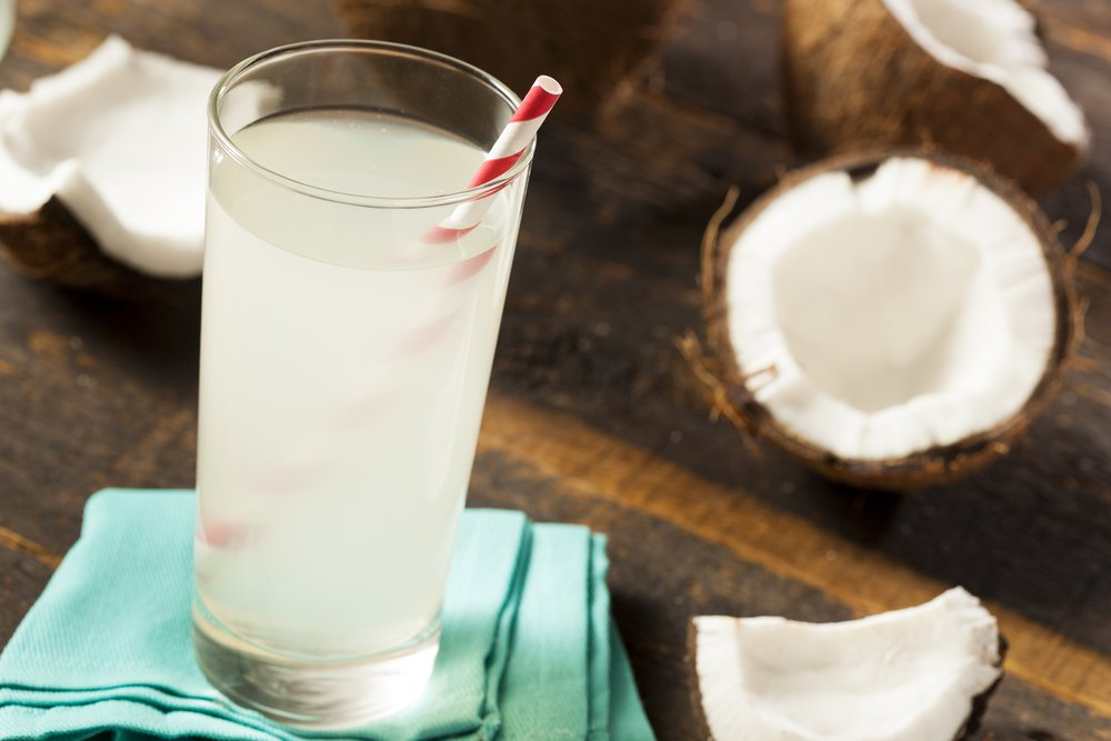 coconut water ingredient