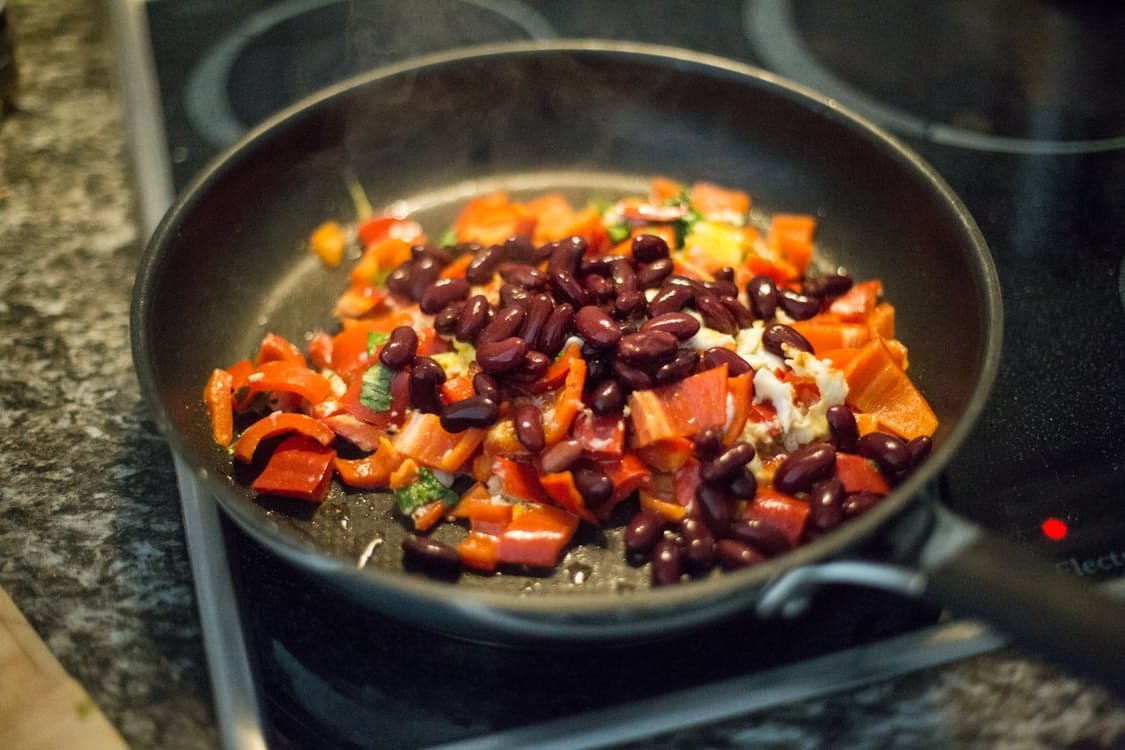 beans protein vegetarian meatsubstitute vegan
