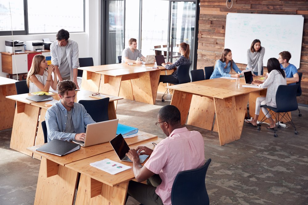 Generating extra revenue with co-working spaces