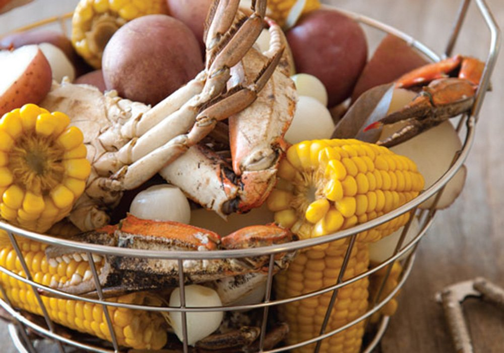 Louisiana Seafood Boil Crab Recipe