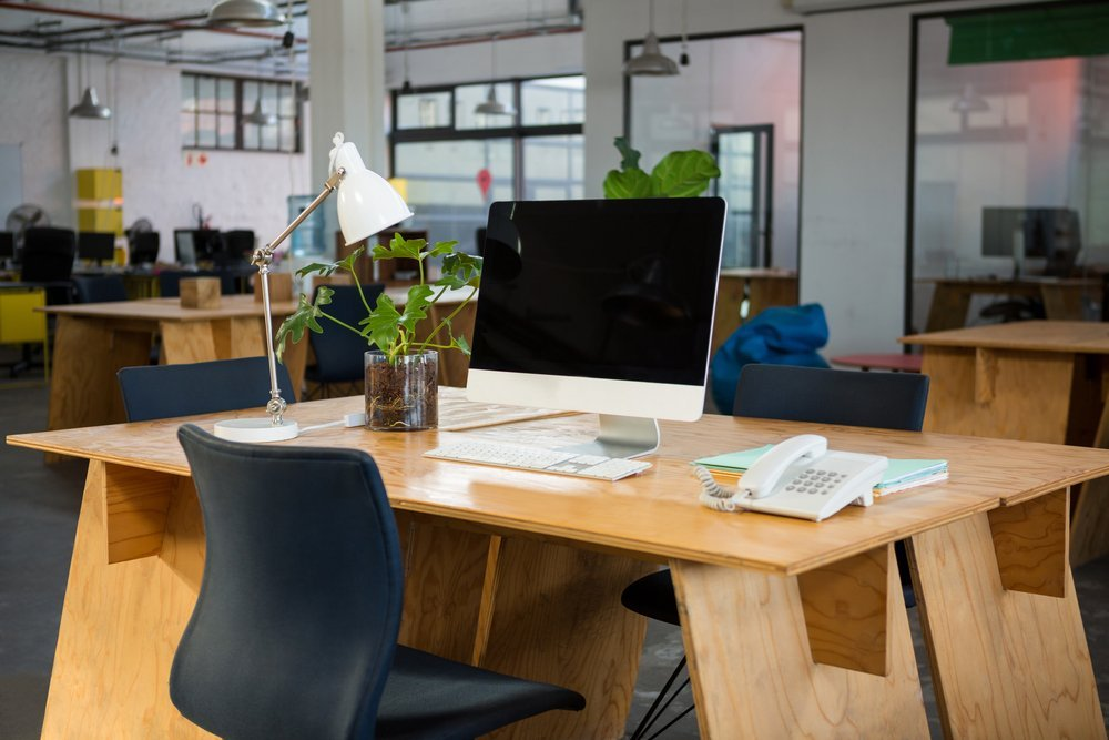Creative and visual design industries thriving with open office concept