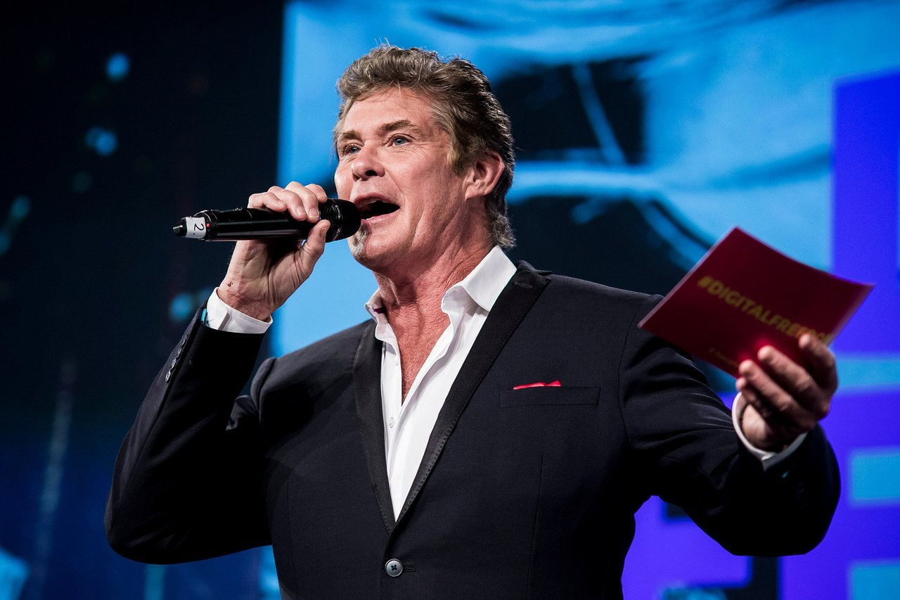 David Hasselhoff sushi Facts about sushi