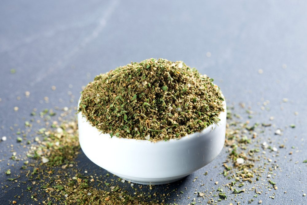 Dill and Lemon Seasoning