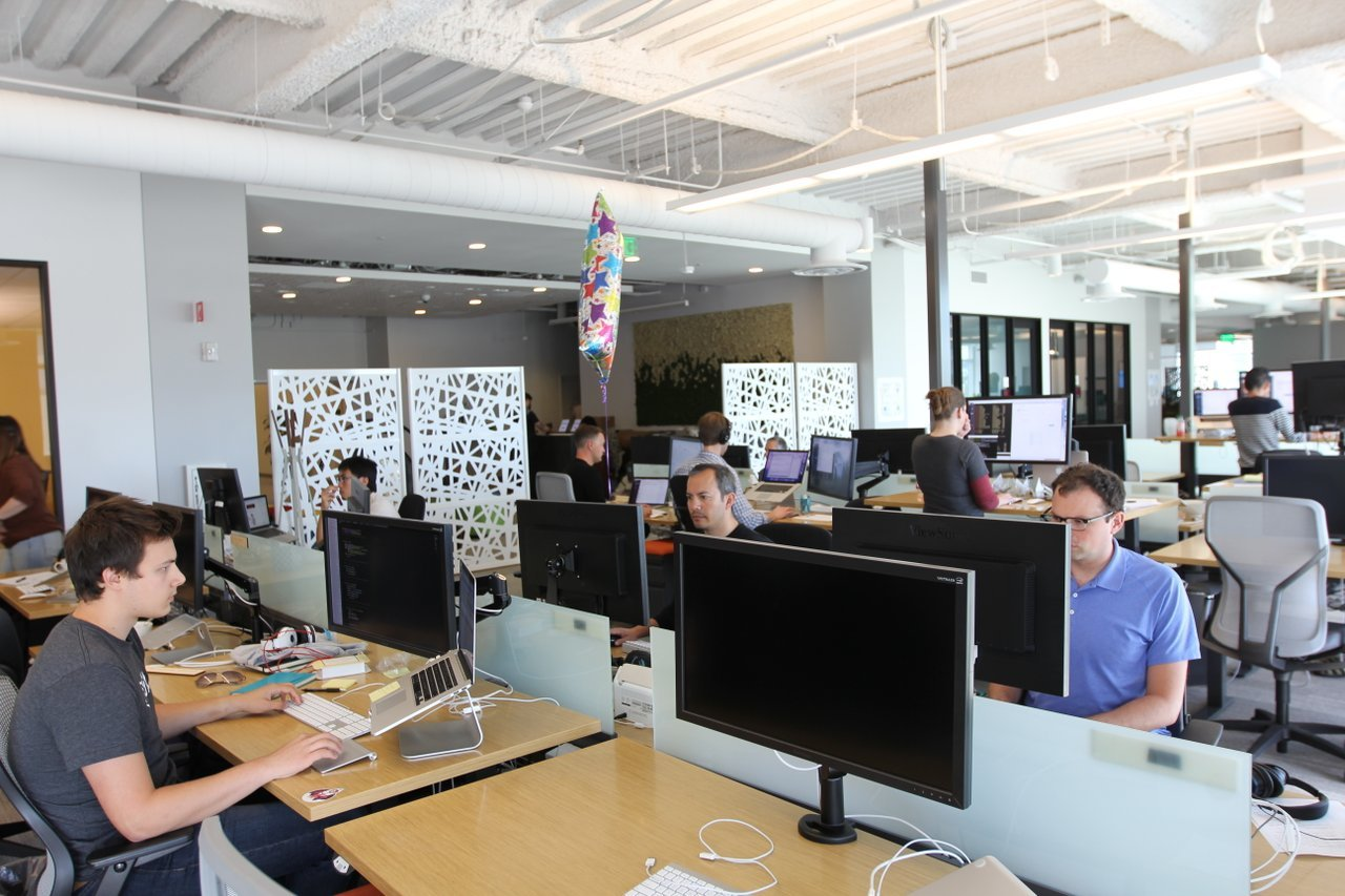 Slack Office San Francisco