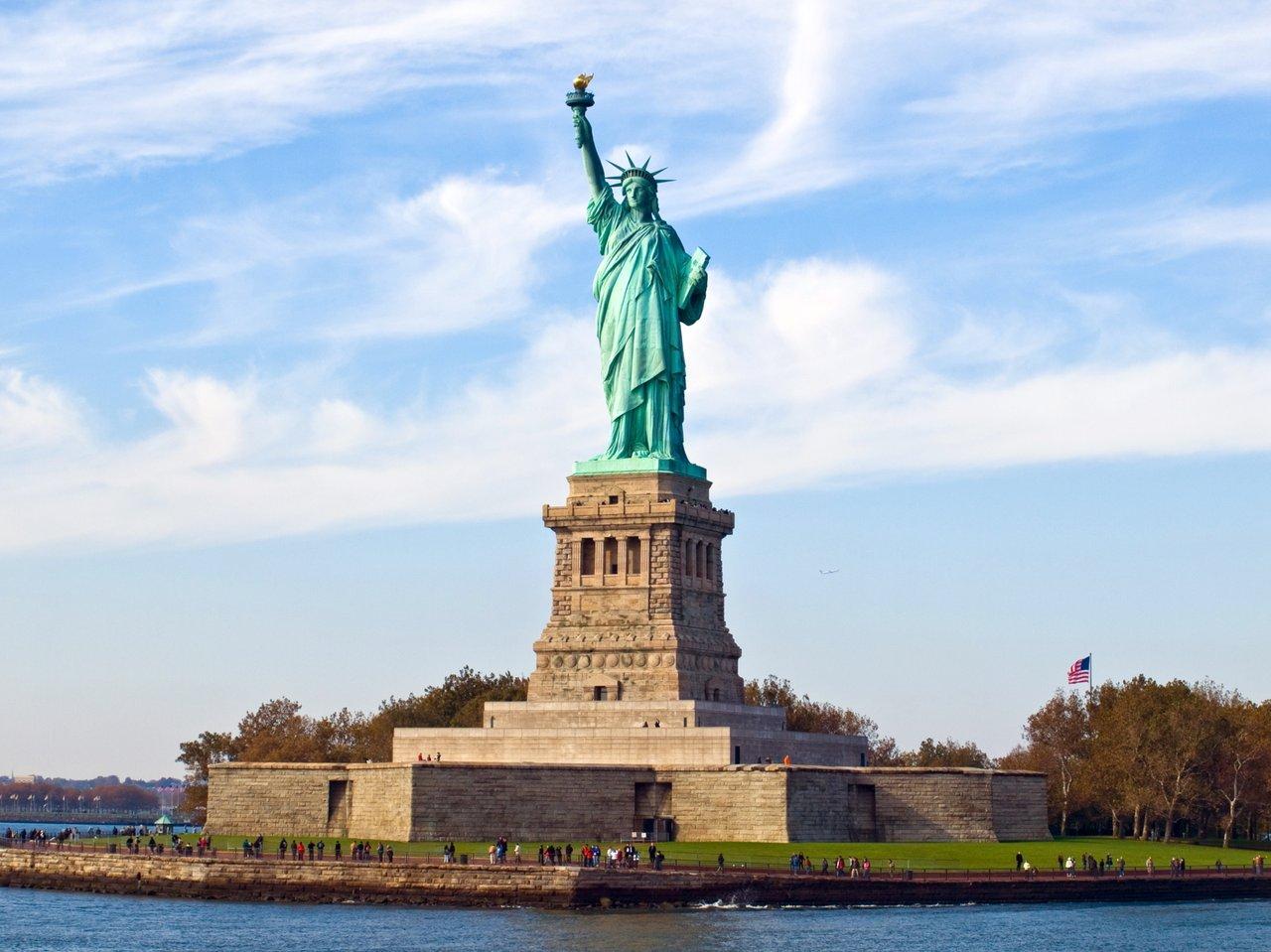 drinks states new york manhattan statue liberty