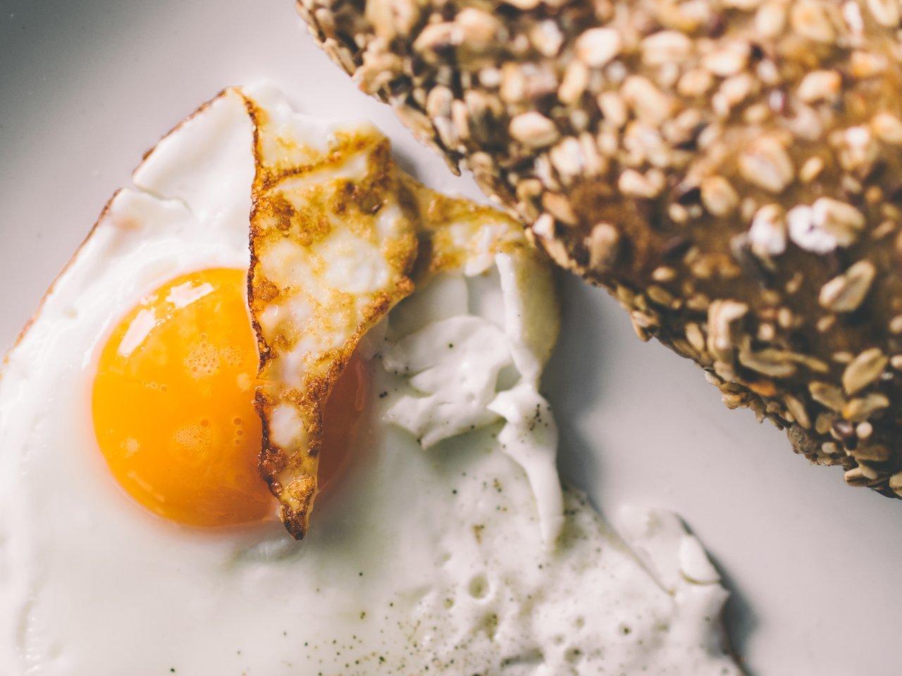 eggs quinoa breakfast