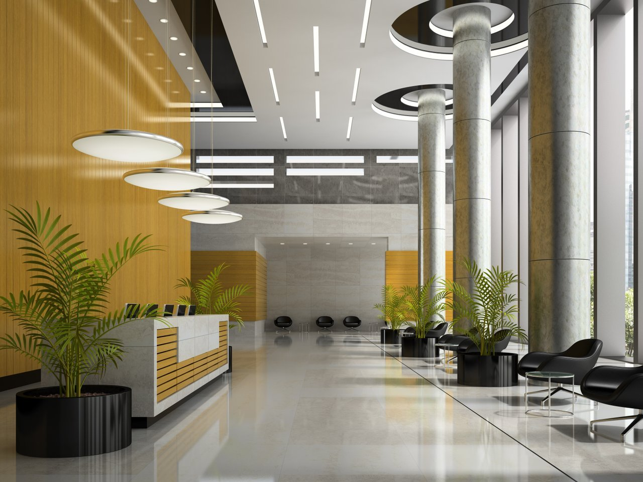 Office Decorating Ideas In Maximal Usage OfficeSpace Software