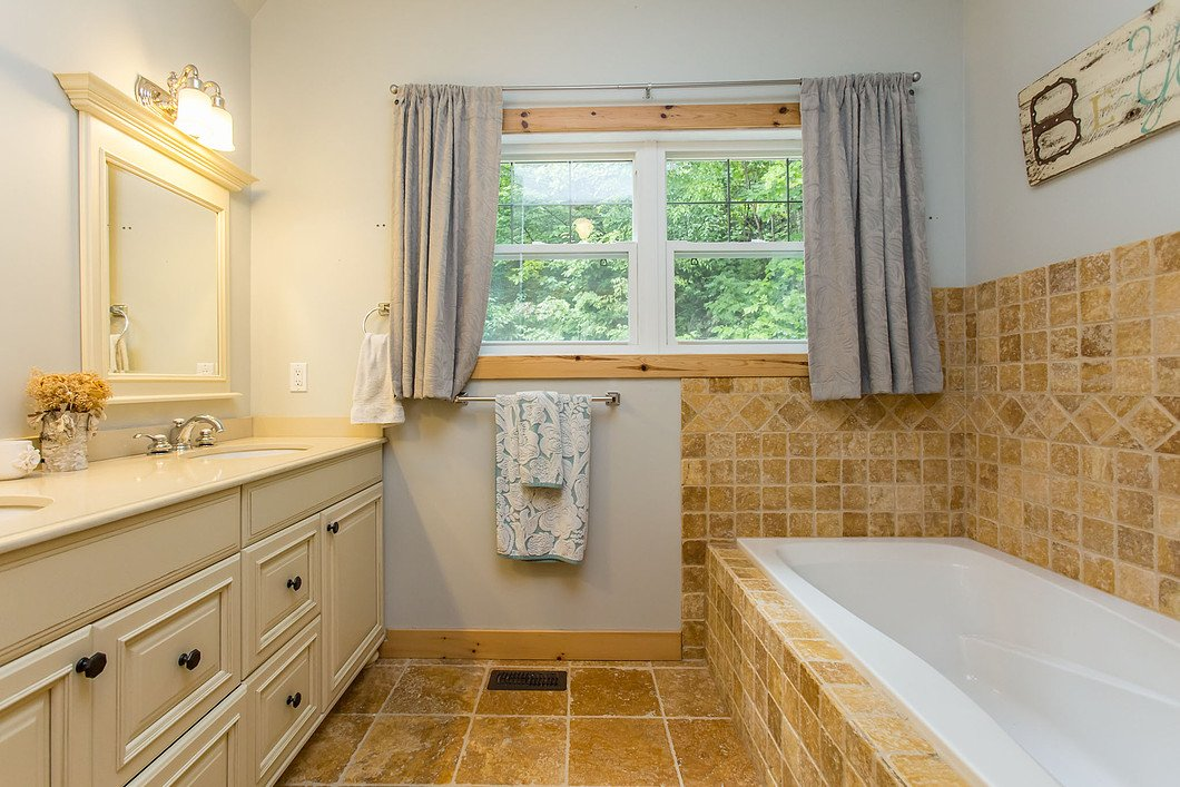 Bathroom at 130A Country Lane, Muskoka, ON