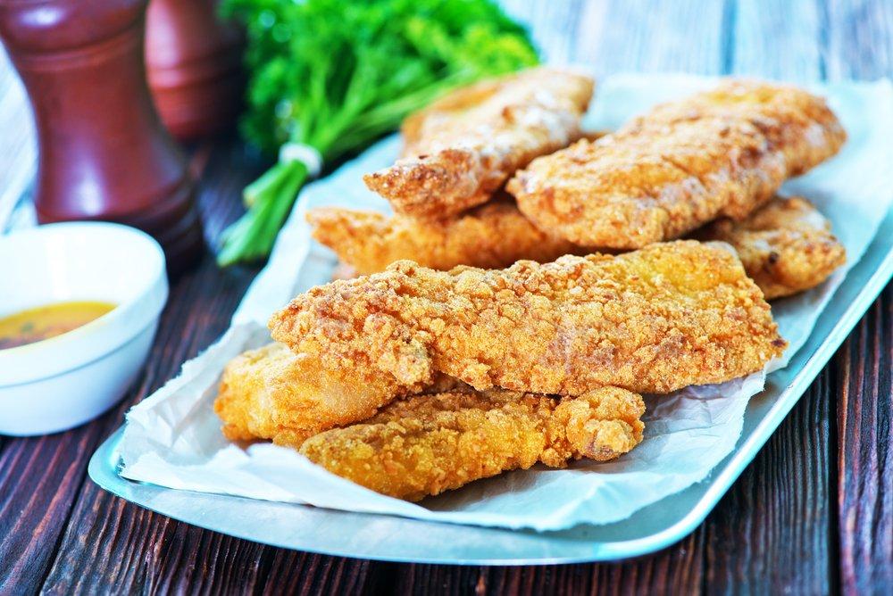 meat alternative fish sticks healthy