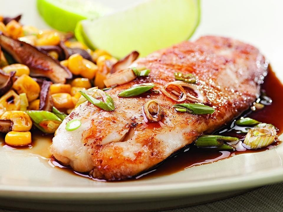 Five Spice Tilapia Chinese Recipe