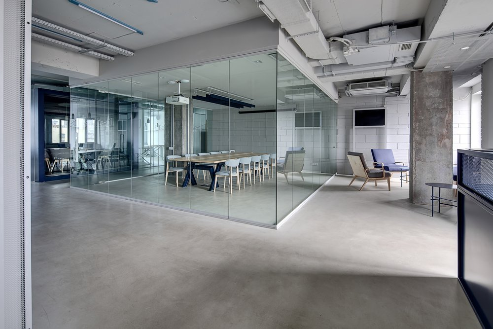 Office Design With Function In Mind