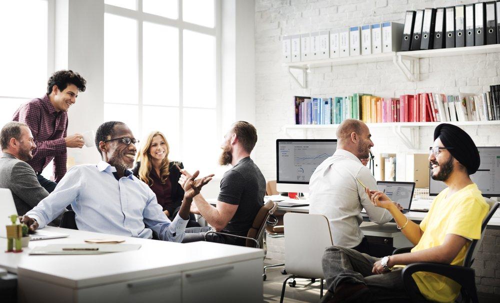 office management diversity discrimination gender