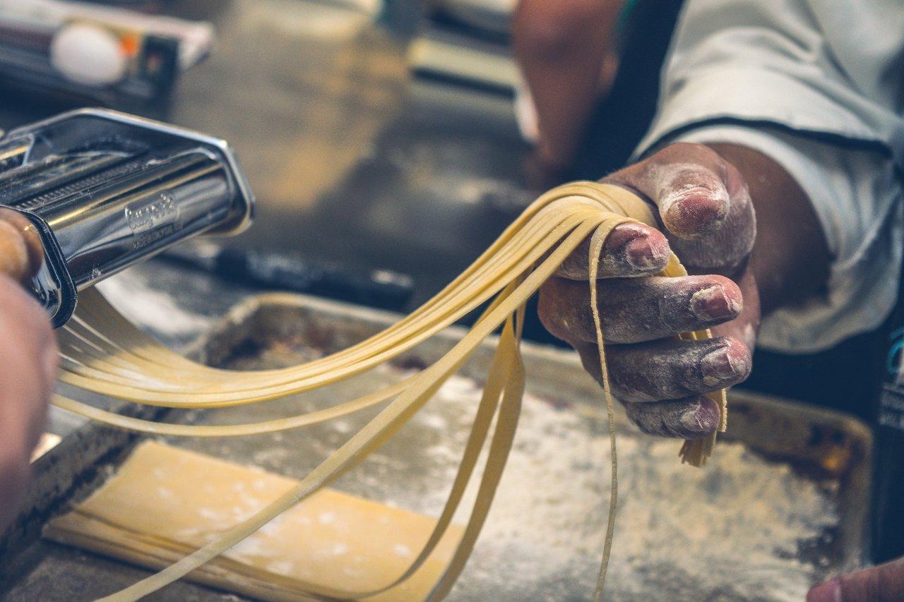 gluten-free pasta fish