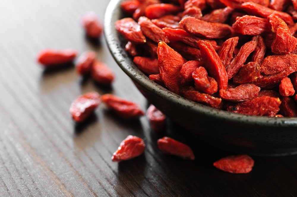 goji berries food fad