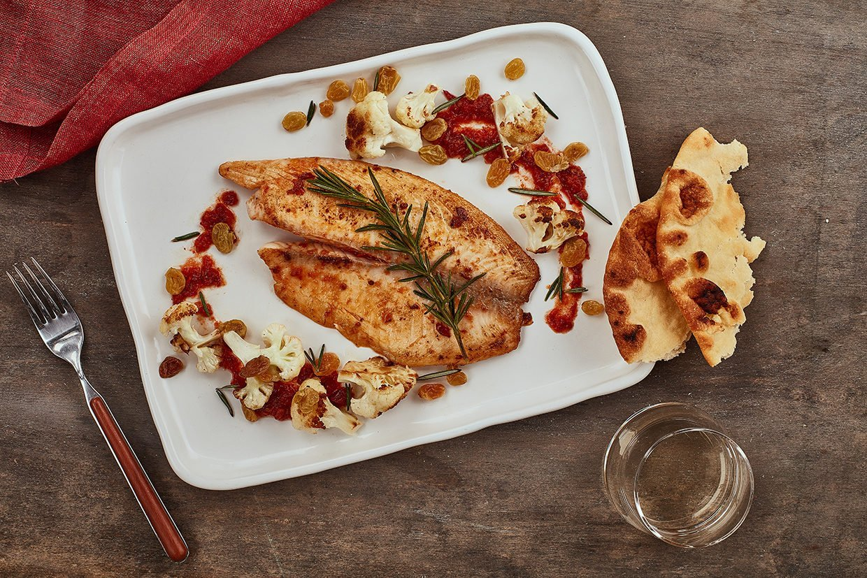 Grilled Harissa Tilapia Barbecue Seafood Recipe