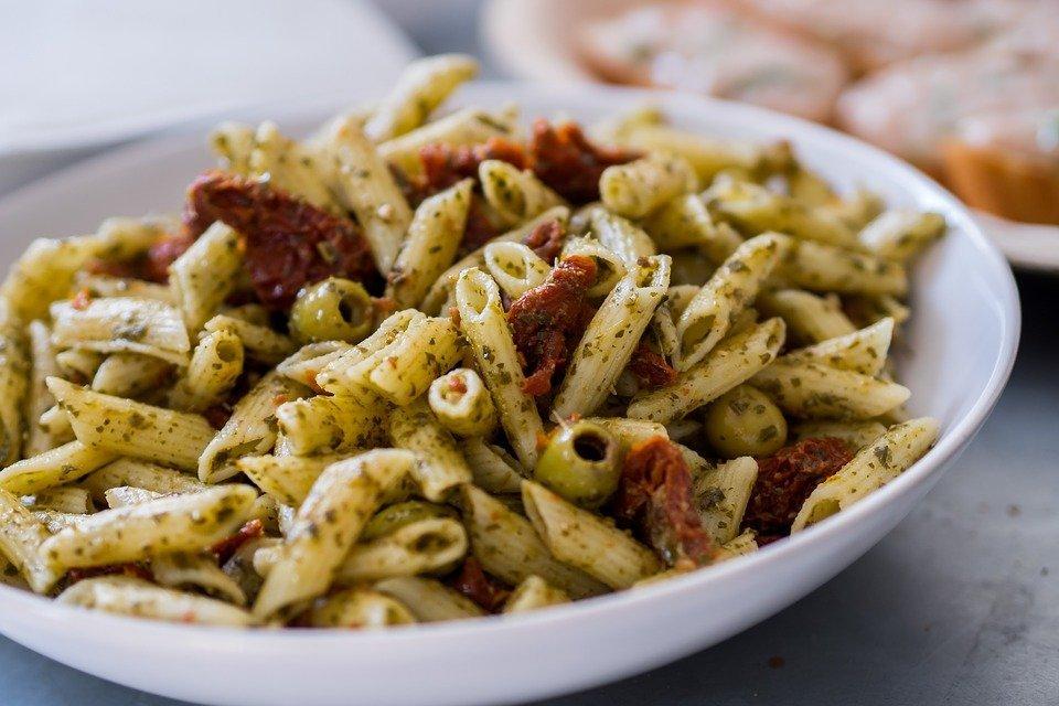 Healthy alternative to pasta salad