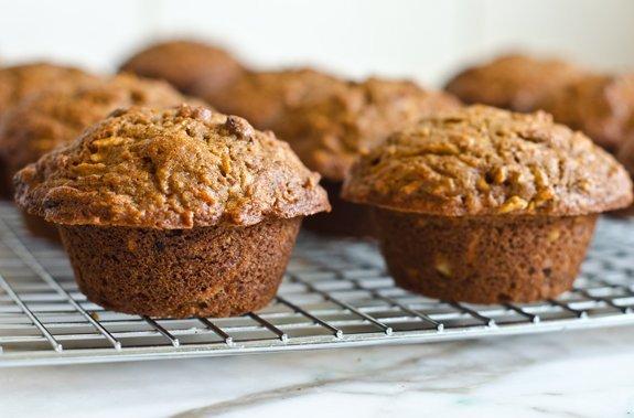 Breakfast Muffins Heathy Quick Recipe