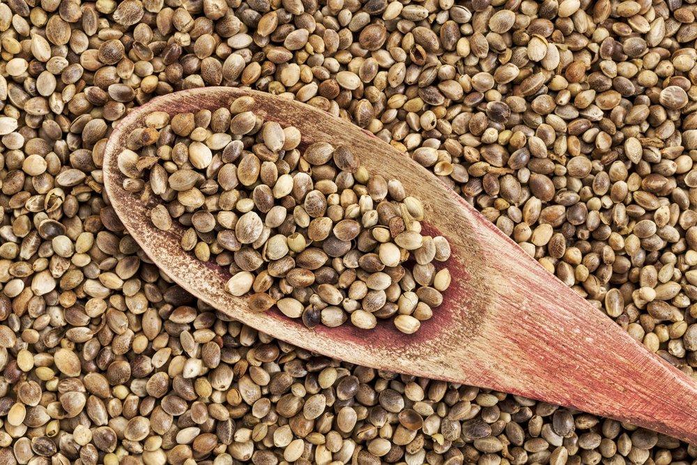 Hemp Seeds Little Foods