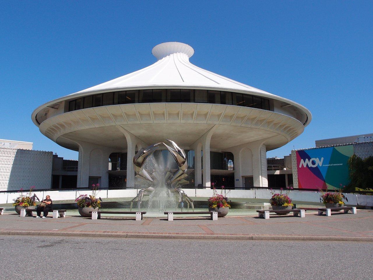 H.R. MacMillan Space Centre, Kitsilano, Vancouver