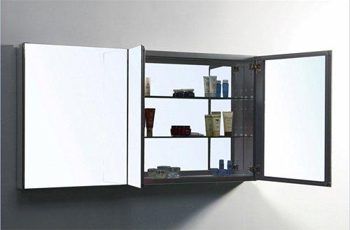 Virtu USA Confiant Medicine Cabinet - Bathroom Ideas