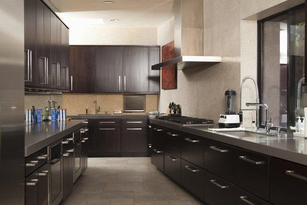 Kitchen Design - Galley Kitchen Layout