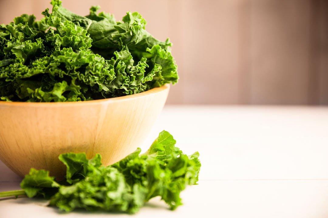 healthiest foods kale
