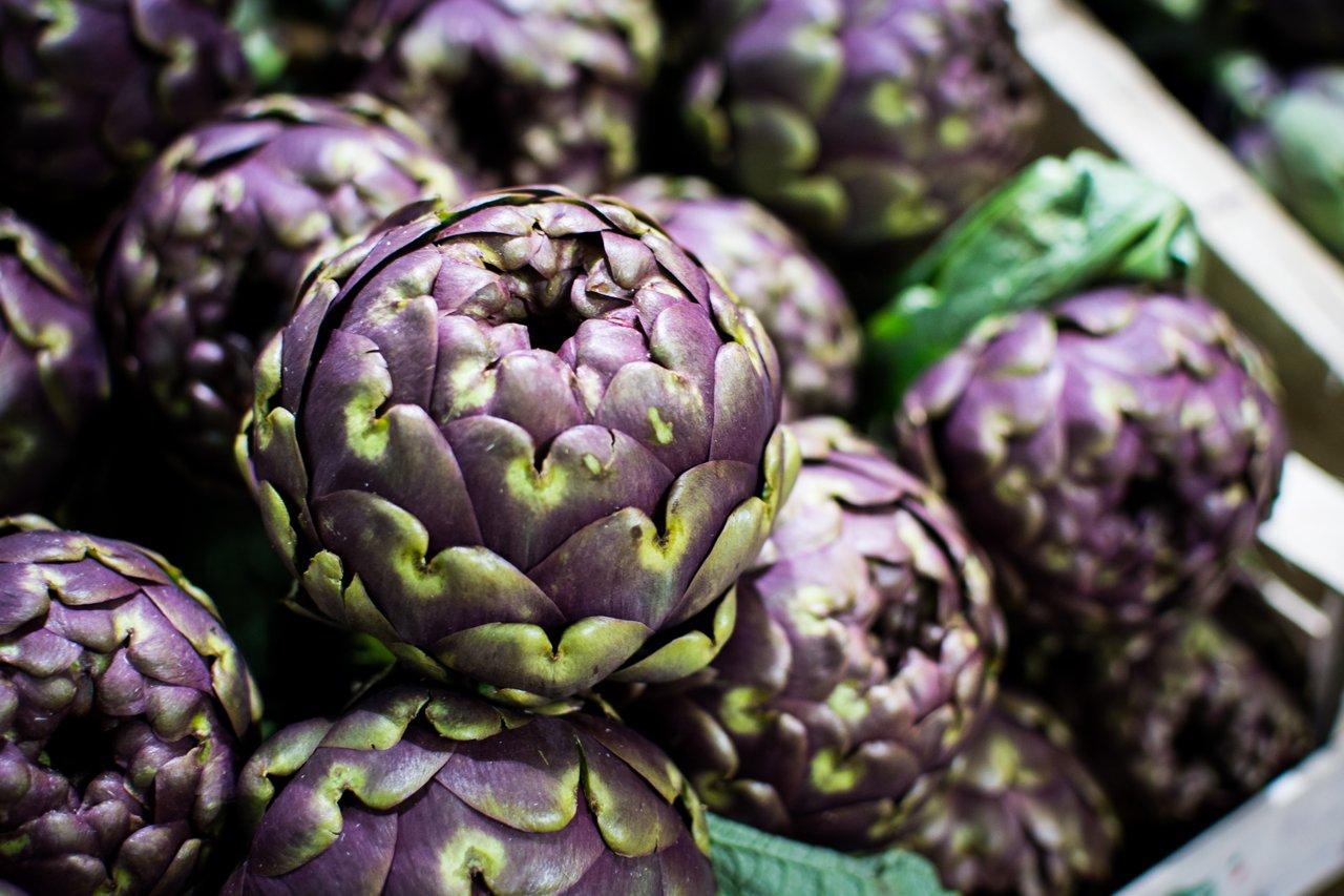 artichokes dark vegetables healthy colon