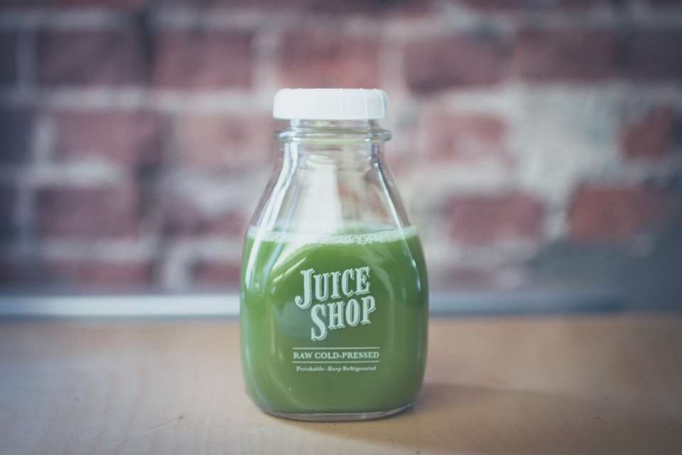 Fresh juice to stay healthy