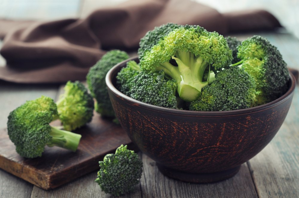 broccoli healthy vegetable