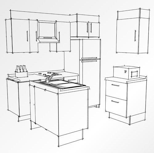 Kitchen Design - Kitchen Work Triangle