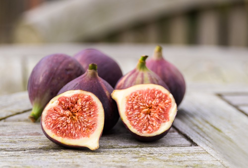 figs calcium-rich foods