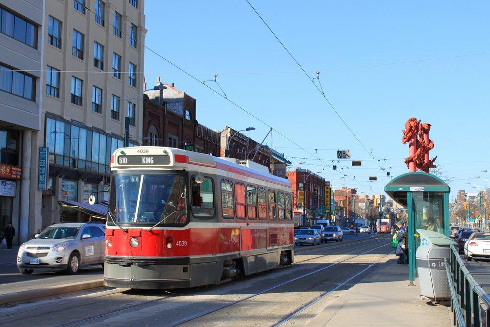 TTC public transit