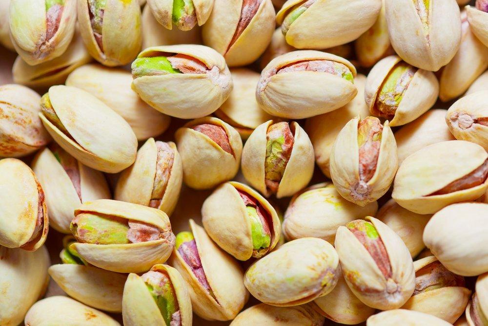 pistachios stress reduction