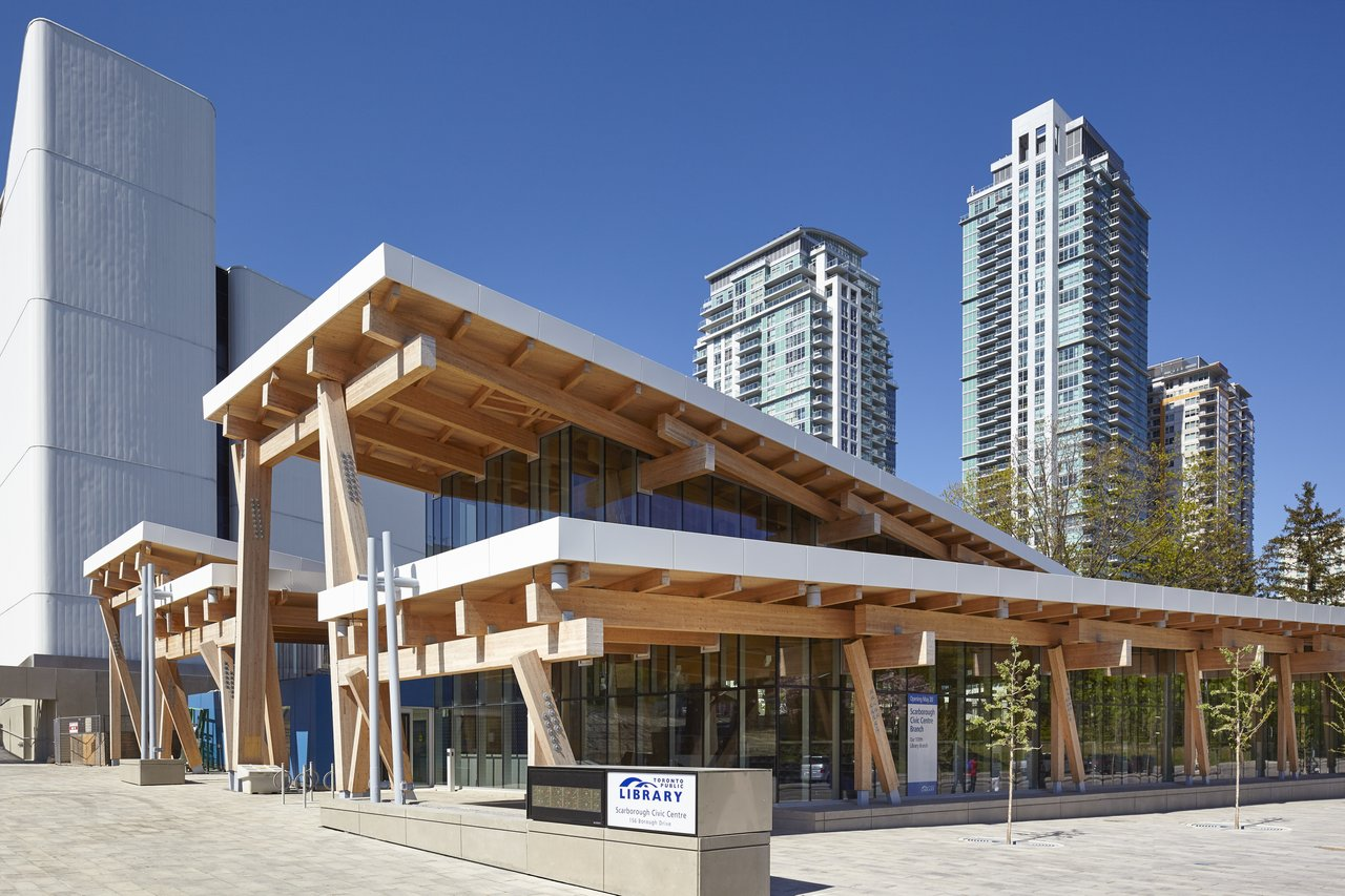 Scarborough Civic Centre Branch of Toronto Public Library