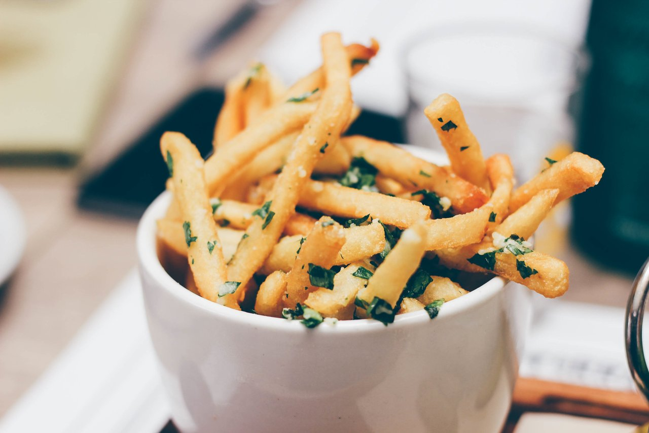 french fries trans fats