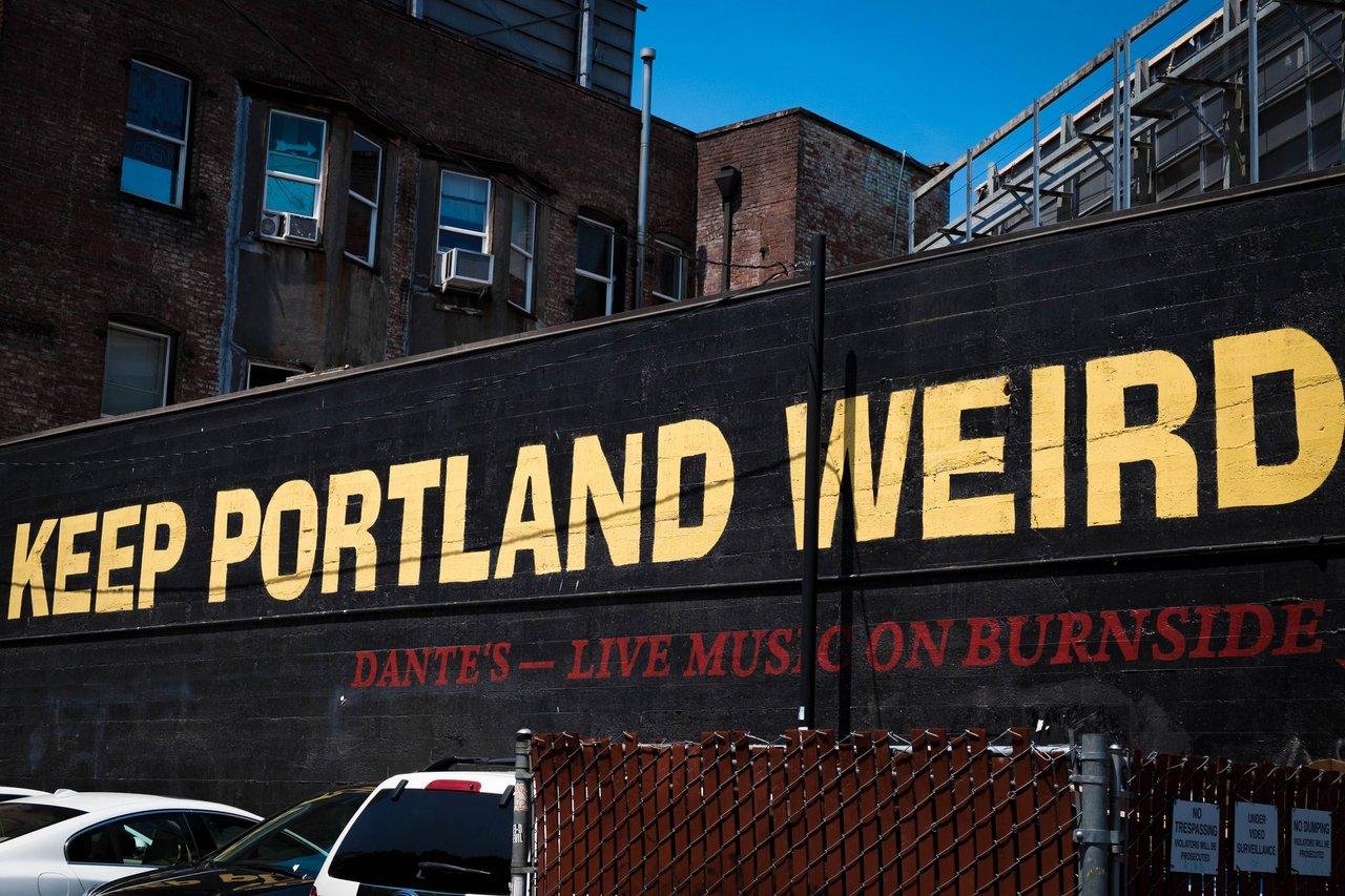 Portland Weed Tour