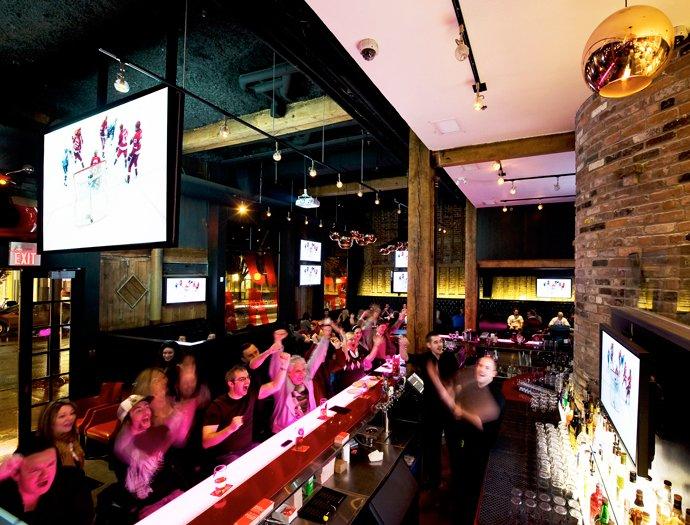 Gaming Bar Vancouver