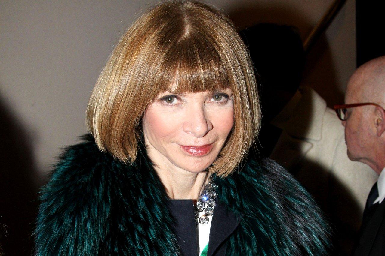 Anna Wintour - Vogue Editor