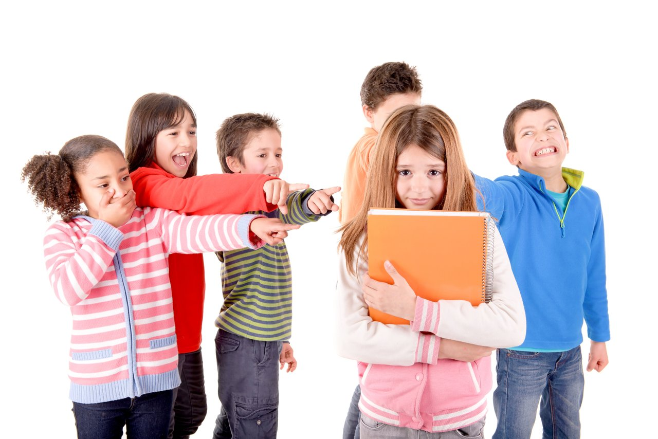Image result for little girl schoolyard bullies