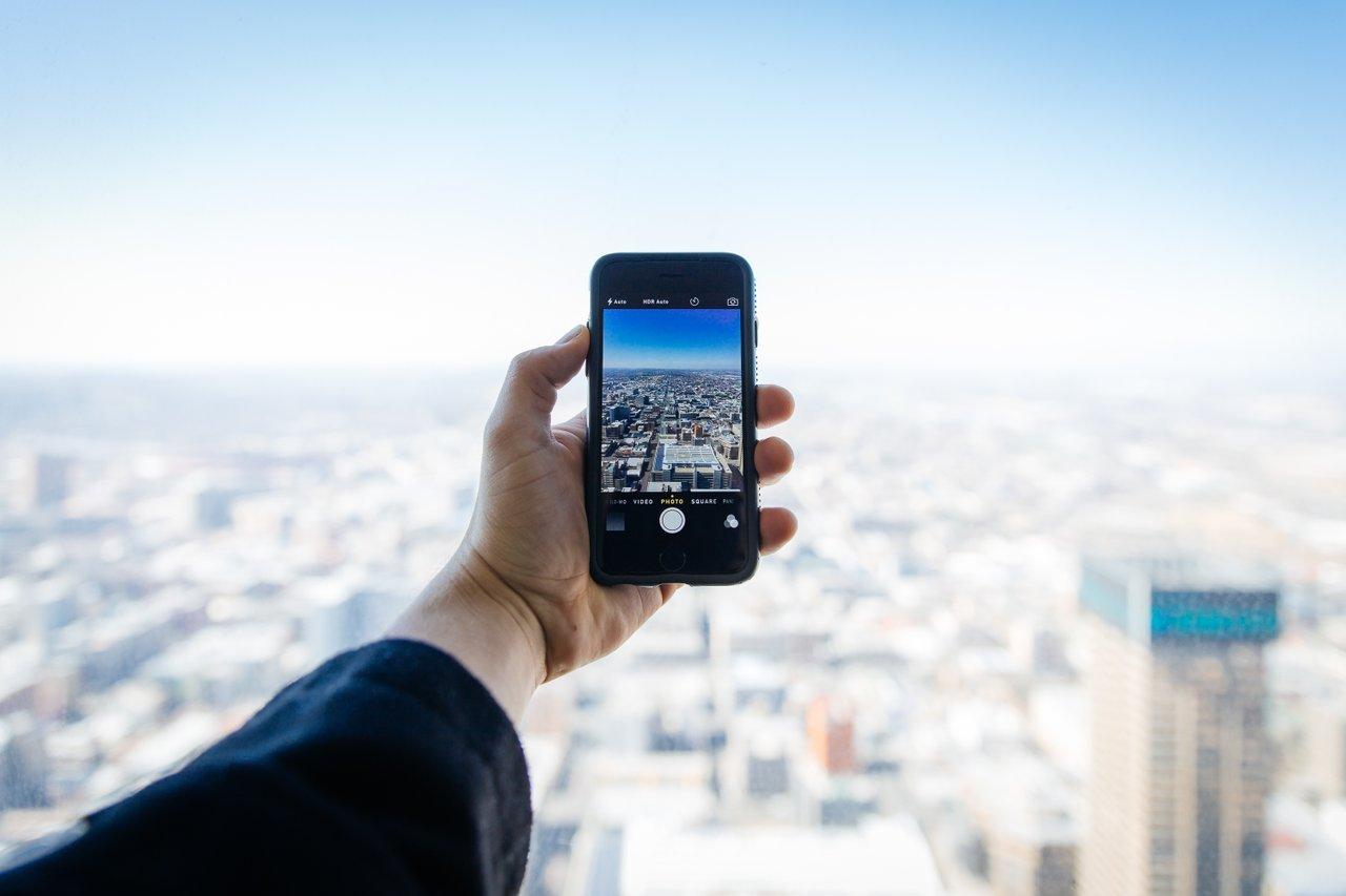 Instagram Social Media Phone Addiction